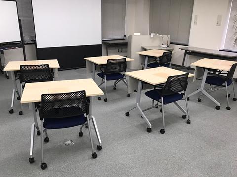 新研修室|テクノファ